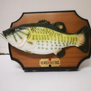 Singing Fish ornament sings Take me to the River